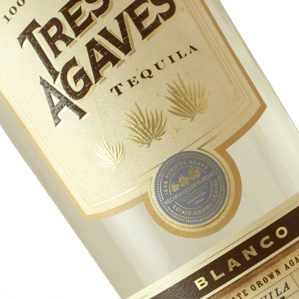 Tres Agaves Tequila Blanco