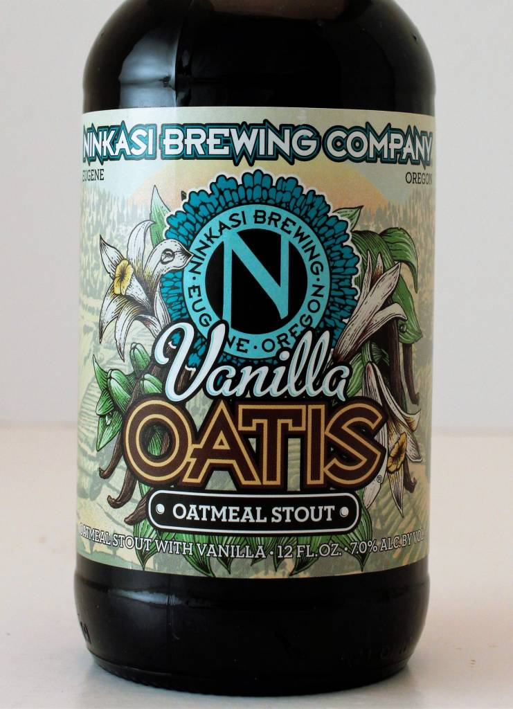 "Ninkasi Brewing "" Vanilla Oatis"" Oatmeal Stout, Oregon"