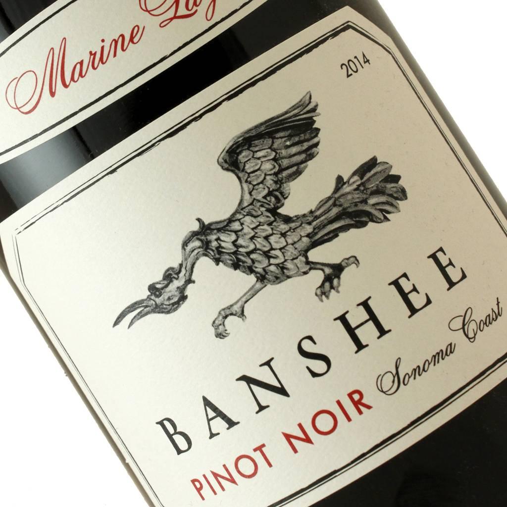 Banshee 2014 Pinot Noir Marine Layer Sonoma Coast