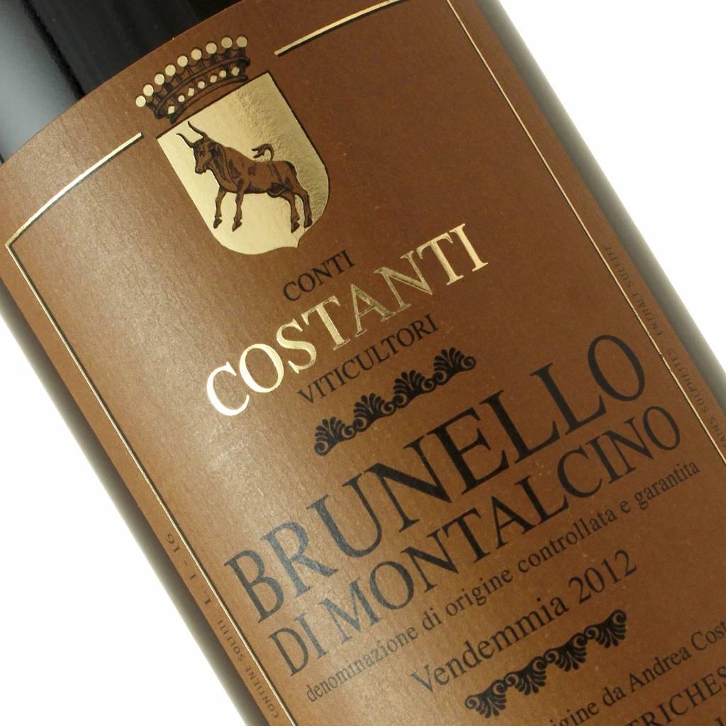 Conti Costanti 2012 Brunello di Montalcino, Italy