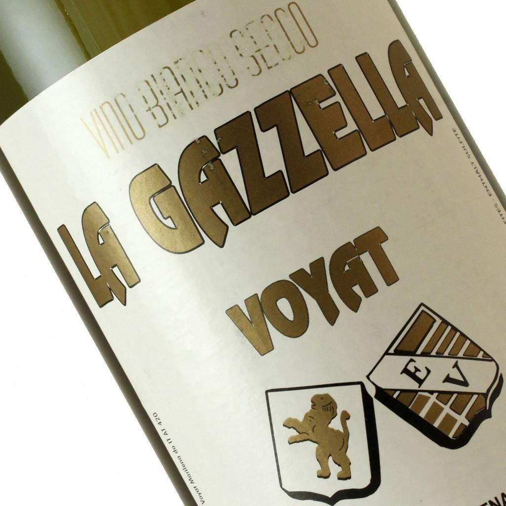 Ezio Voyat 2009 La Gazzella Bianco Secco, Chambave Valle d'Aosta Italy