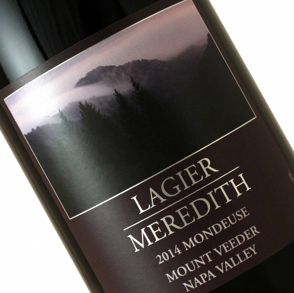 Lagier Meredith 2014 Mondeuse Mount Veeder, Napa Valley