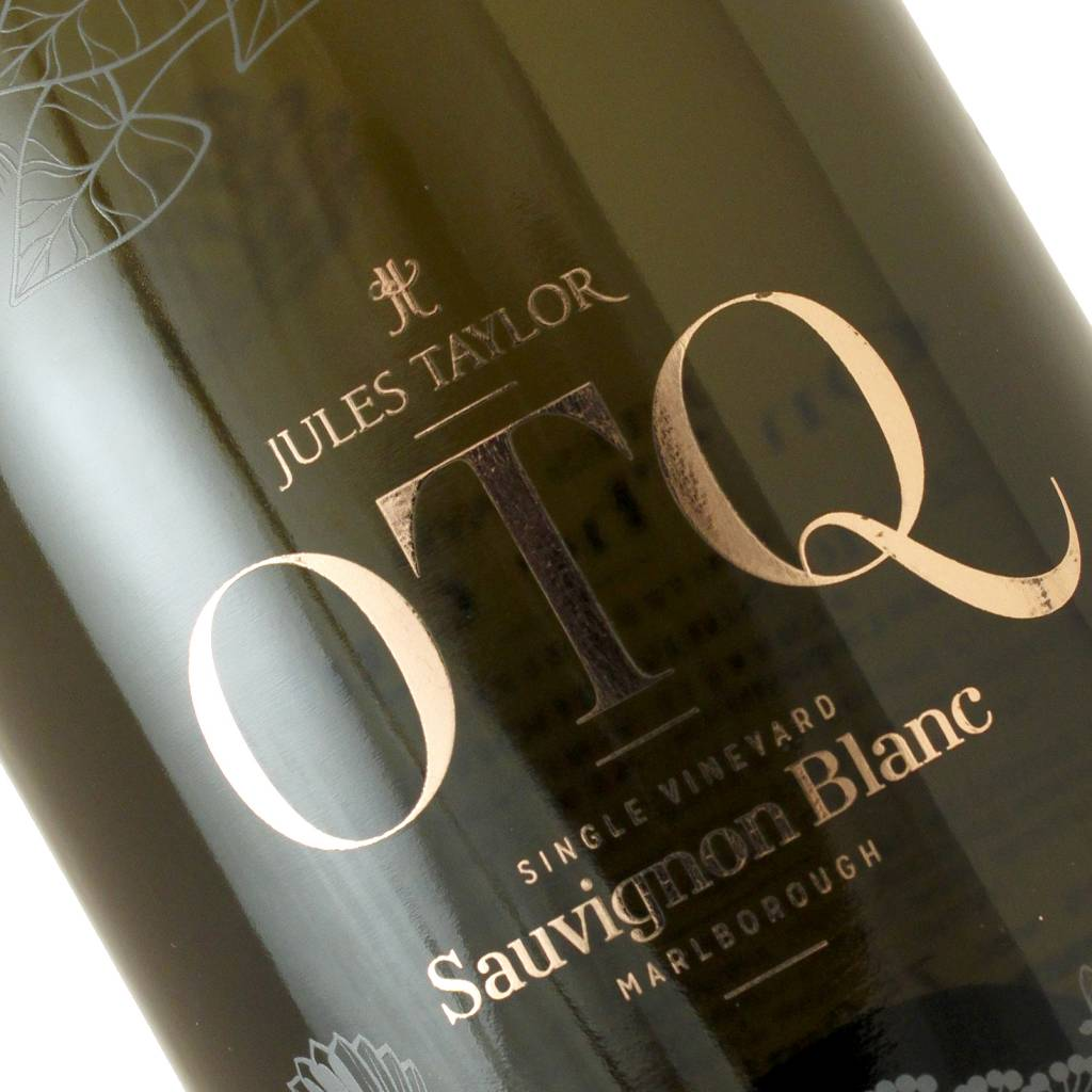 Jules Taylor 2016 Sauvignon Blanc OTQ Marlborough, New Zealand