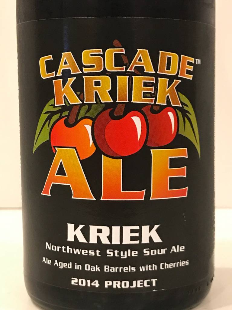 "Cascade Brewing ""Kriek"", Oregon"
