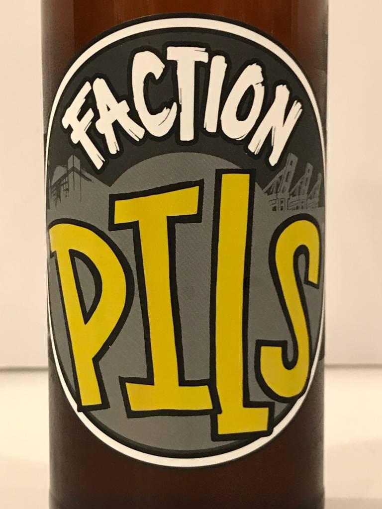 "Faction Brewing ""Pils"", California"