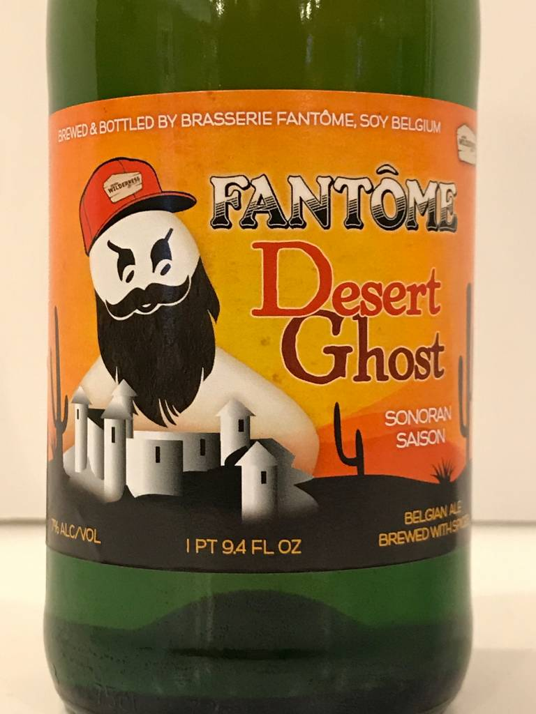 Fantome Desert Ghost Saison, Belgium