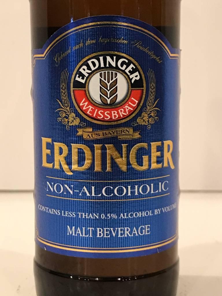 Erdinger Non-Alcoholic Beer, Germany