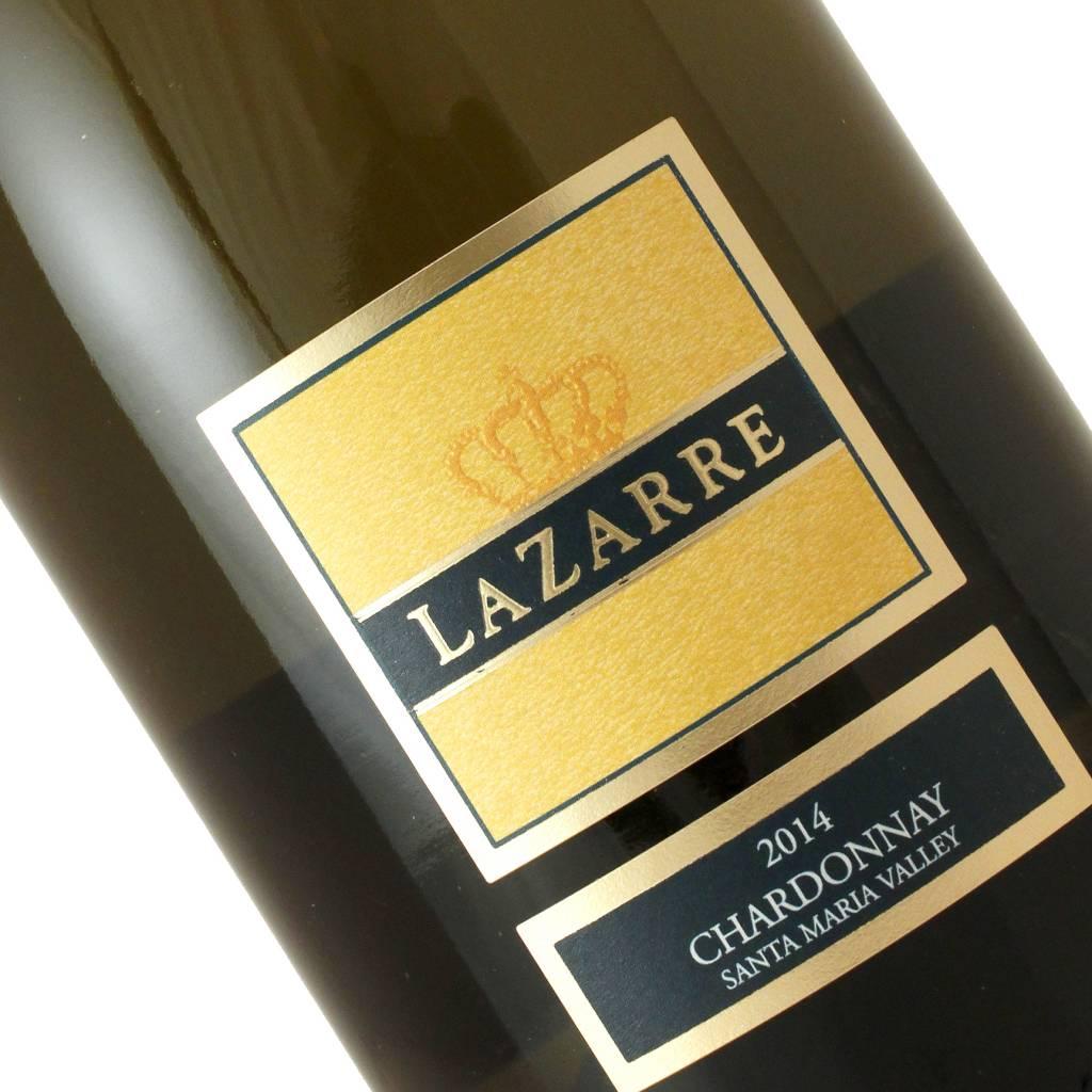 LaZarre 2014 Chardonnay Santa Maria Valley
