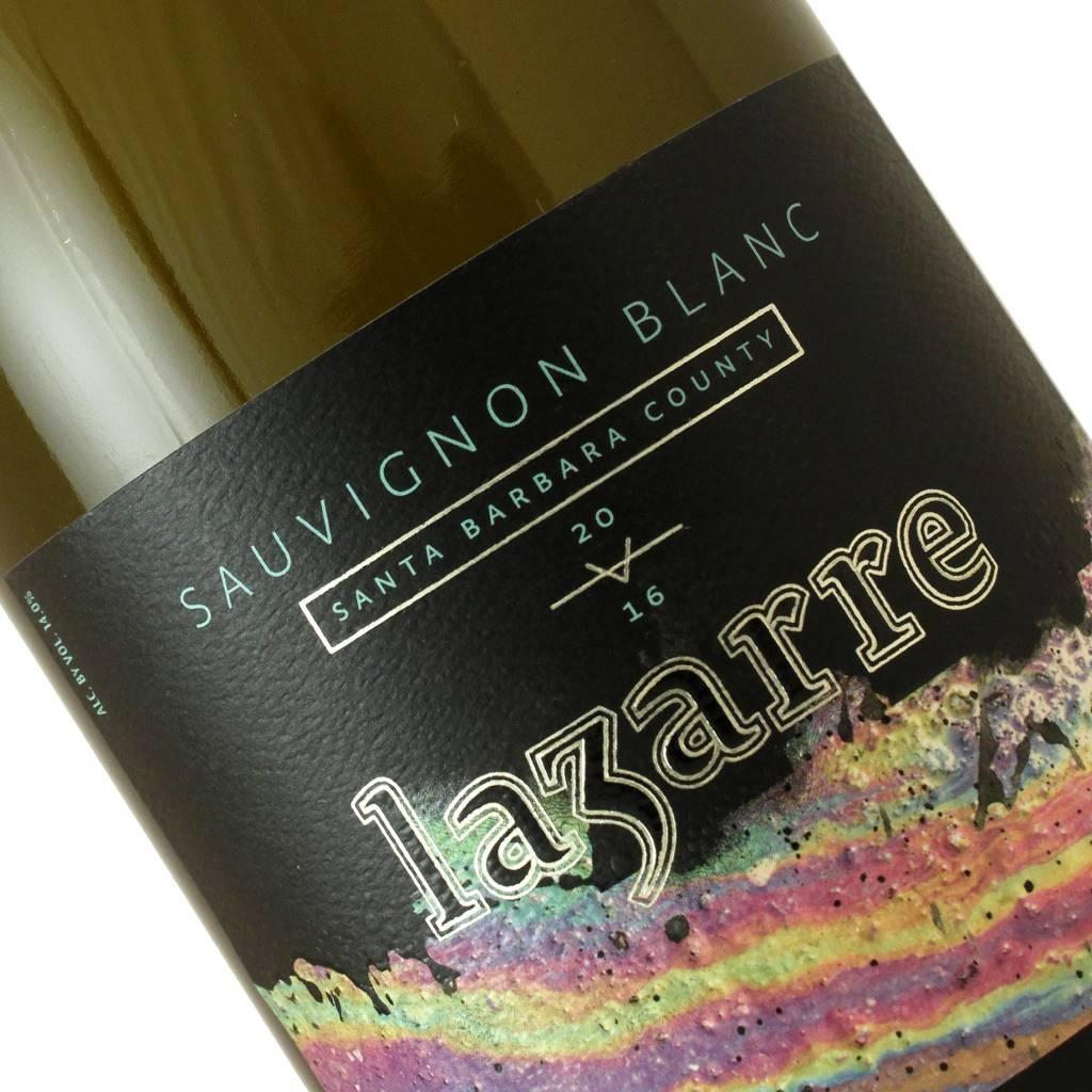 LaZarre 2016 Sauvignon Blanc Santa Barbara County