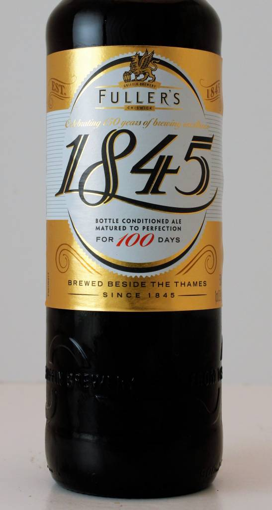 Fuller's Brewing 1845 Ale, England
