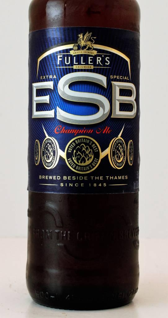 Fuller's Brewing ESB, England
