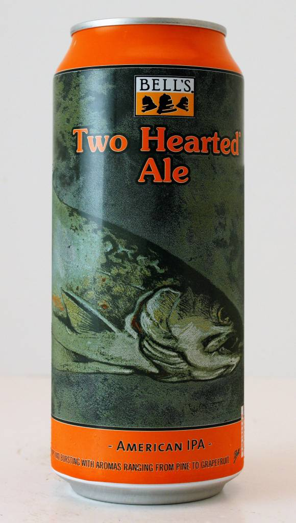 "Bell's Brewery ""Two Hearted Ale"", Michigan - 16oz Can"