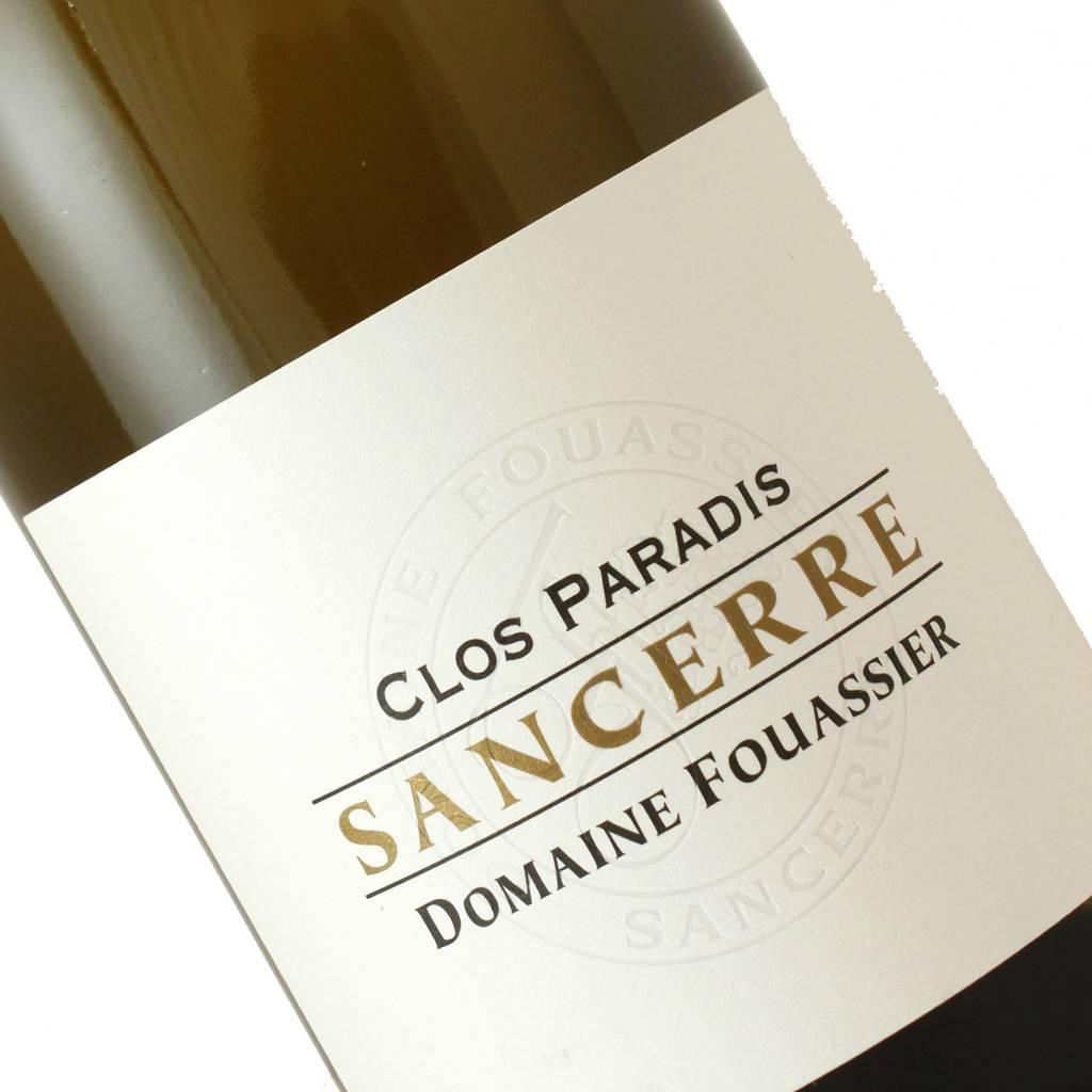 """Domaine Fouassier 2015 """"Clos Paradis"""" Sancerre Blanc, France"""