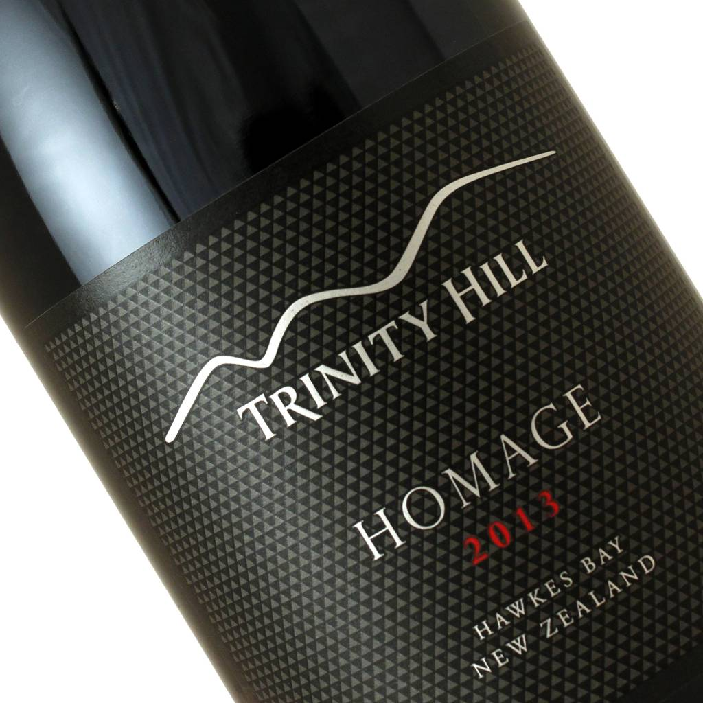Trinity Hill 2013 Homage Syrah, New Zealand