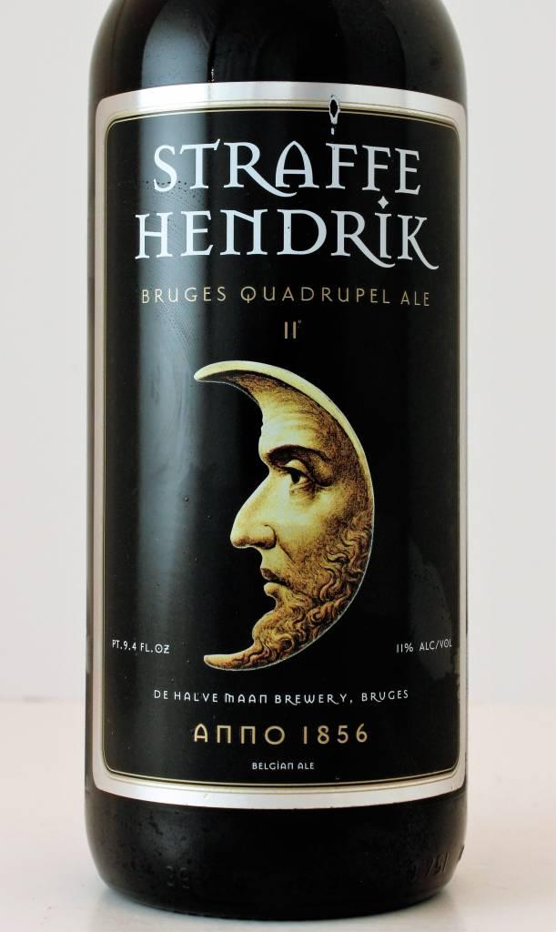Straffe Hendrik Bruges Quadrupel Ale, Belgium