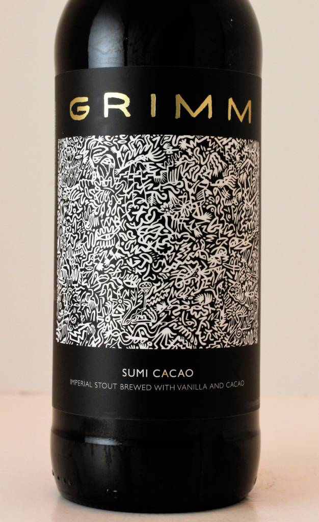 "Grimm ""Sumi Cacao"" Imperial Stout, New York"