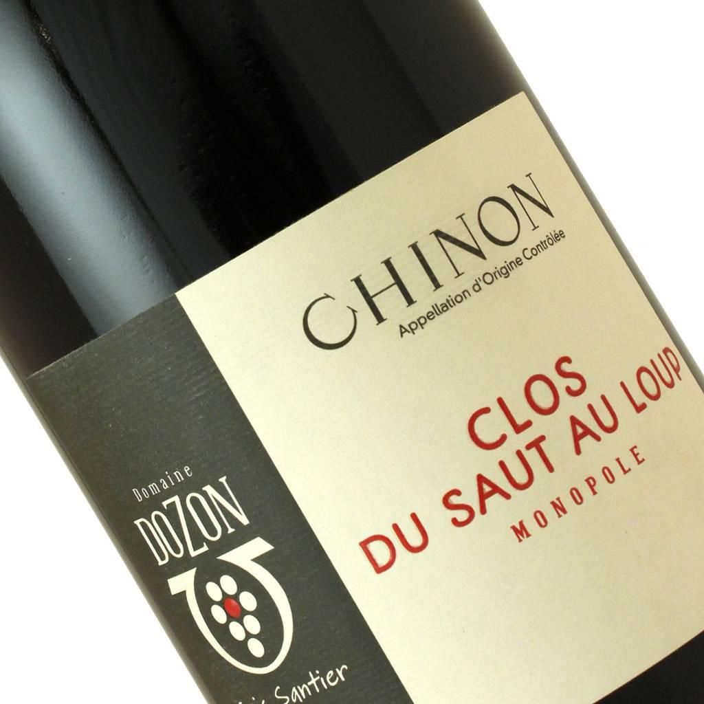 Domaine Dozon 2015 Clos Du Saut Au Loup Chinon, France