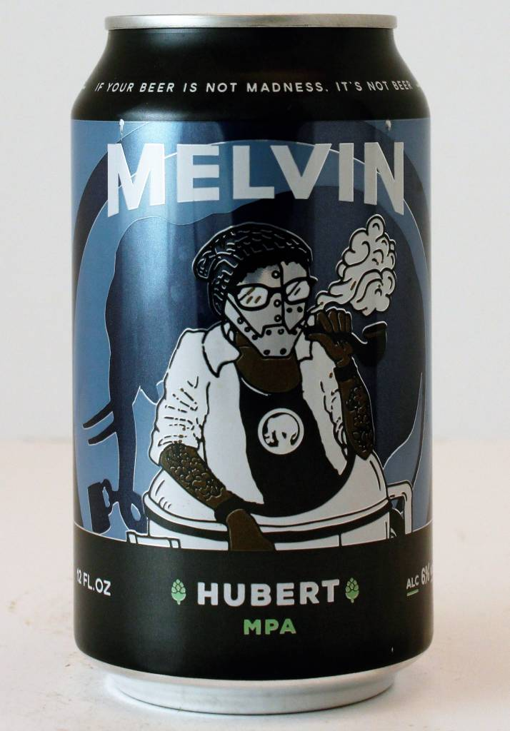 "Melvin Brewing ""Hubert"" Pale Ale, Wyoming - 12oz can"