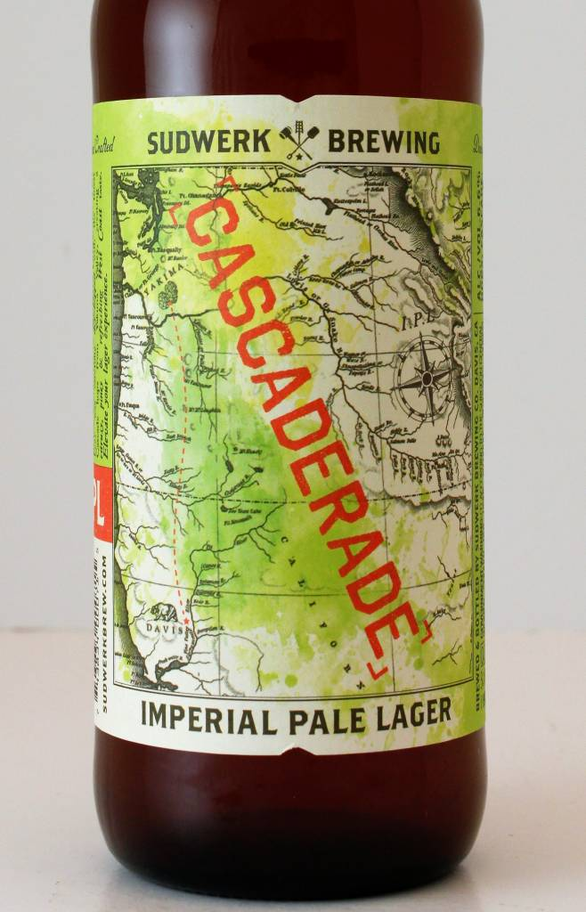 "Sudwerk Brewing ""Cascaderade"" DIPL, California"