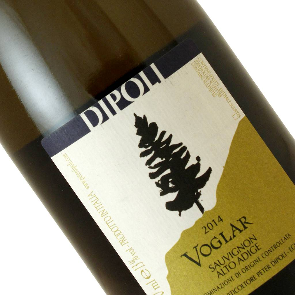 Peter Dipoli 2014 Voglar Sauvignon Blanc, Alto Adige