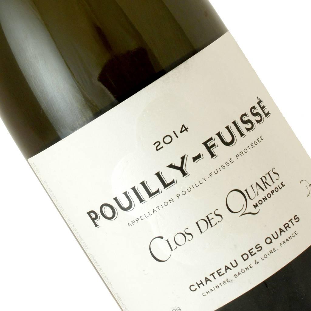 Domaine des Comtes Lafon 2014 Clos de Quarts Poilly Fuisse, Burgundy