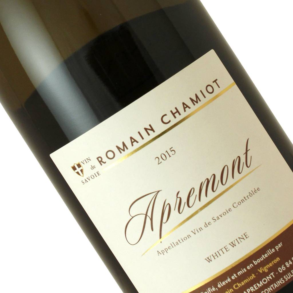 Chamiot 2015 Apremont Savoie