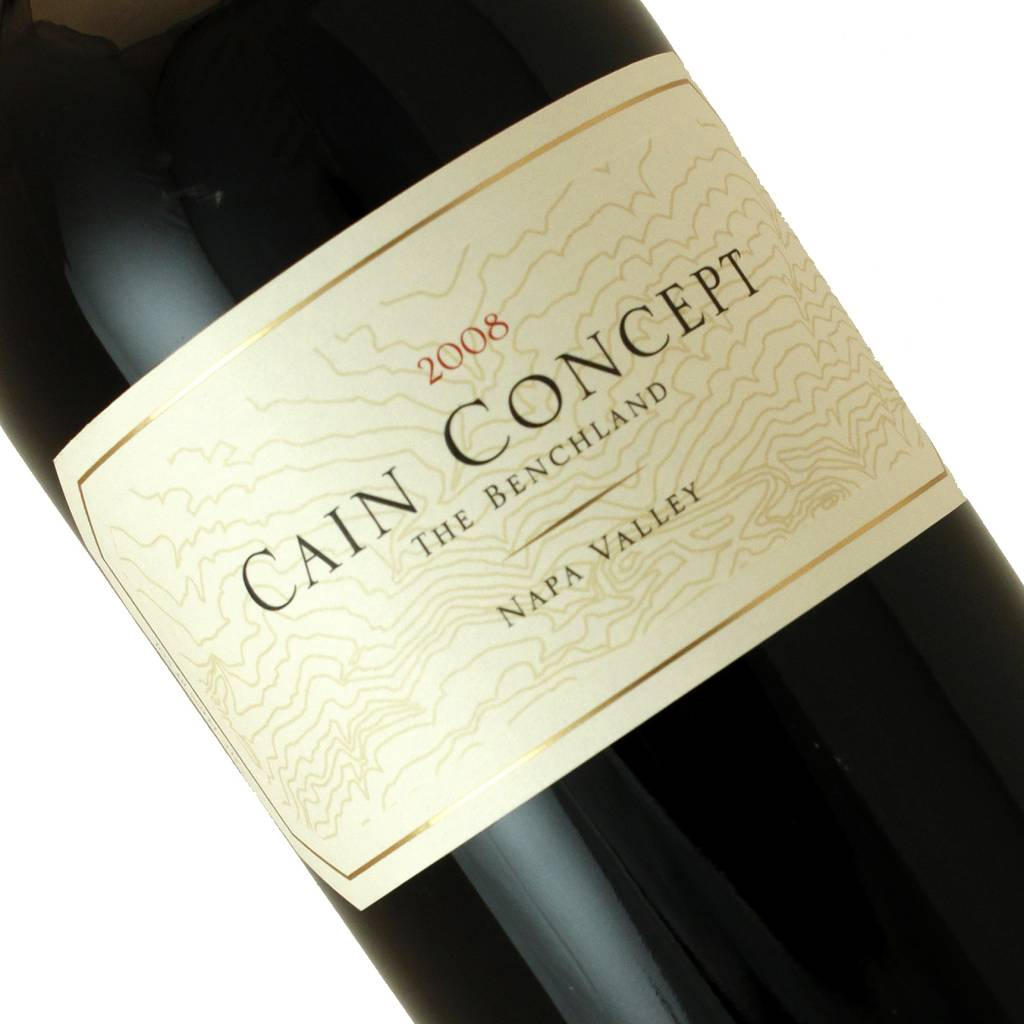 Cain Concept 2008 Red Wine Napa Valley