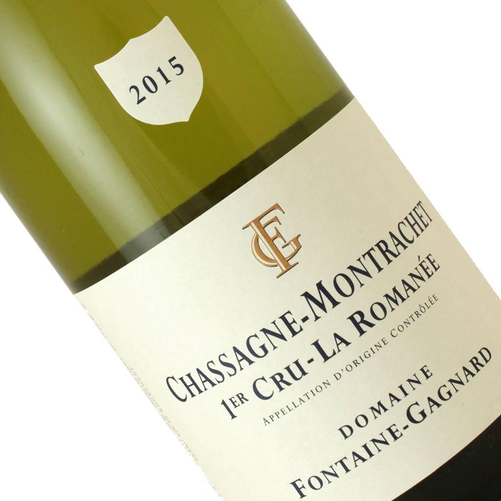 Domaine Fontaine-Gagnard 2015 Chassagne-Montrachet 1er Cru- La Romanee