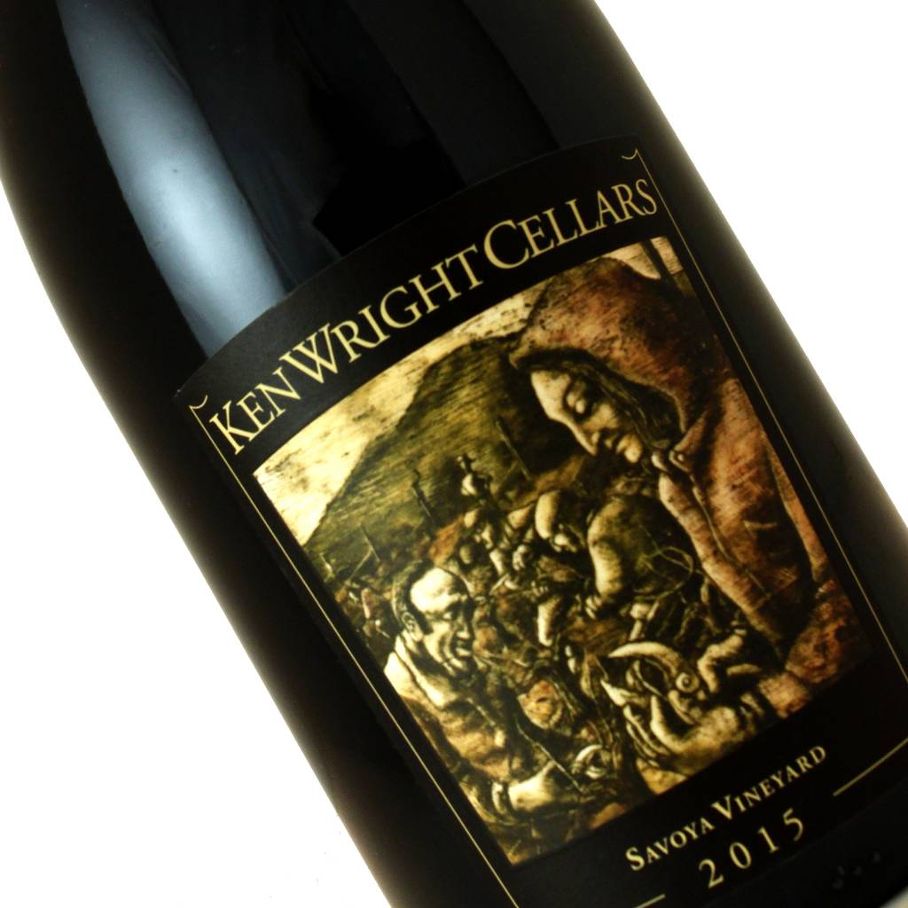 Ken Wright 2015 Pinot Noir Savoya Vineyard, Yamhill-Carlton