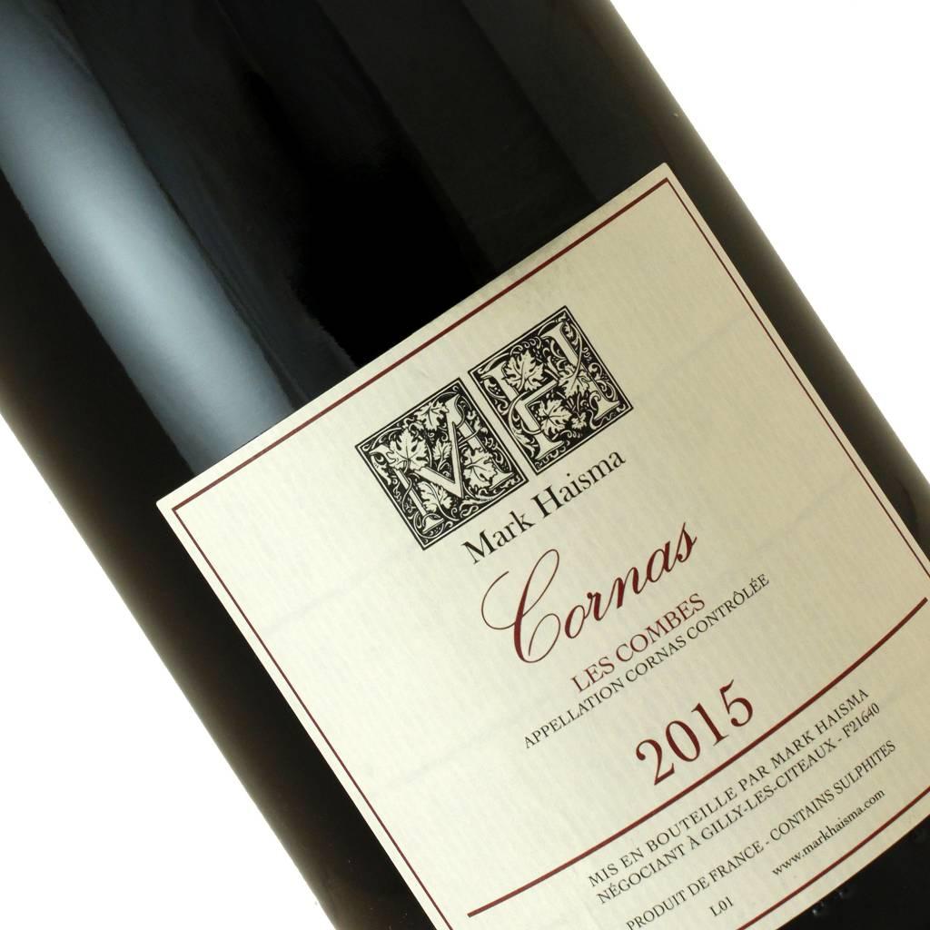 Mark Haisma 2015 Cornas Les Combes Rhone, France 1.5L Magnum