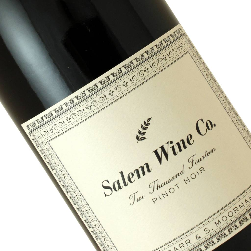 Salem Wine Co. 2014 Pinot Noir Eola-Amity Hills, Oregon