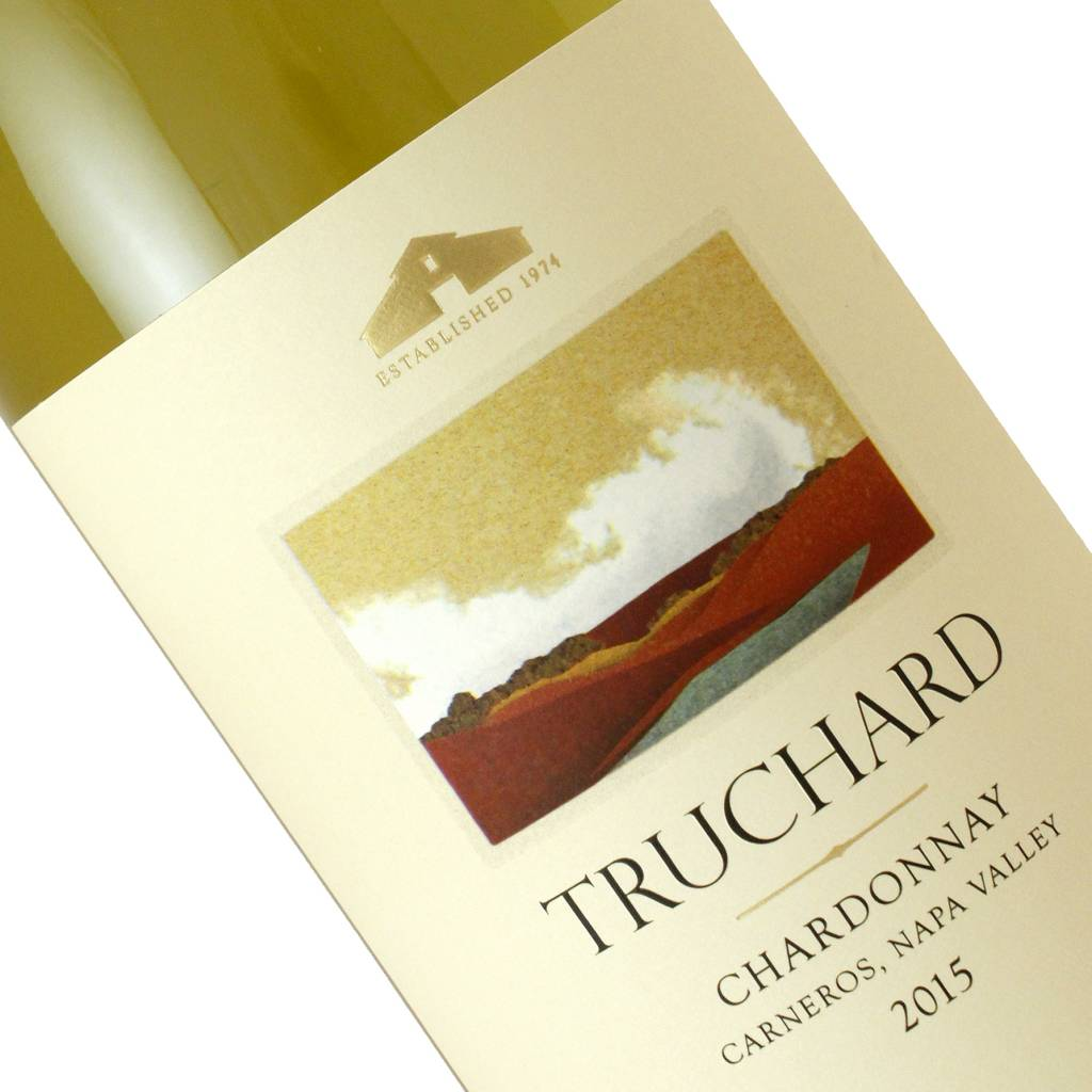 Truchard 2015 Chardonnay Carneros, Napa Valley