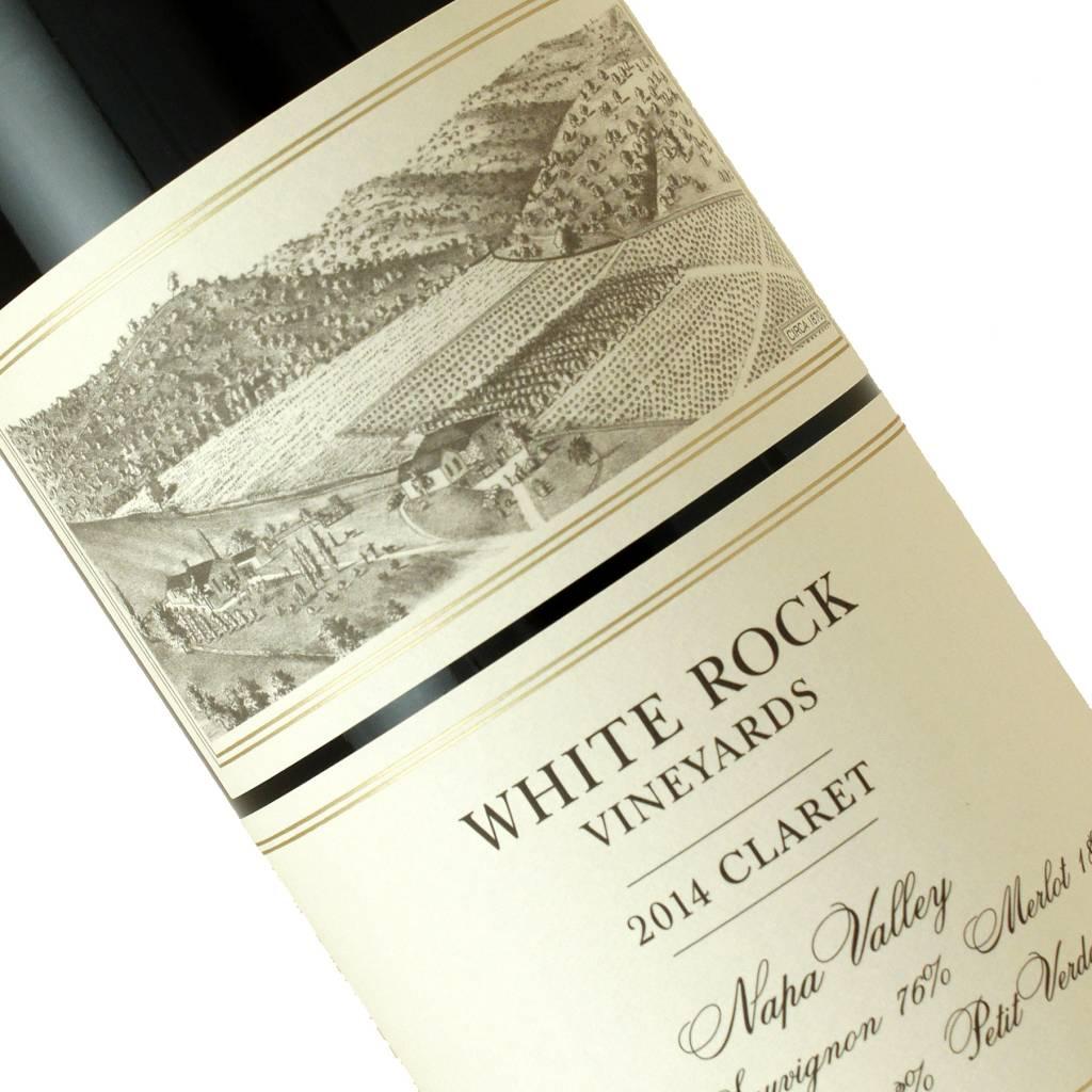 White Rock 2014 Claret Napa Valley