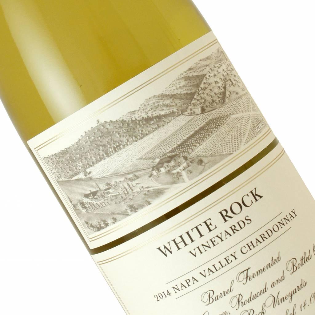 White Rock 2014 Chardonnay Napa Valley