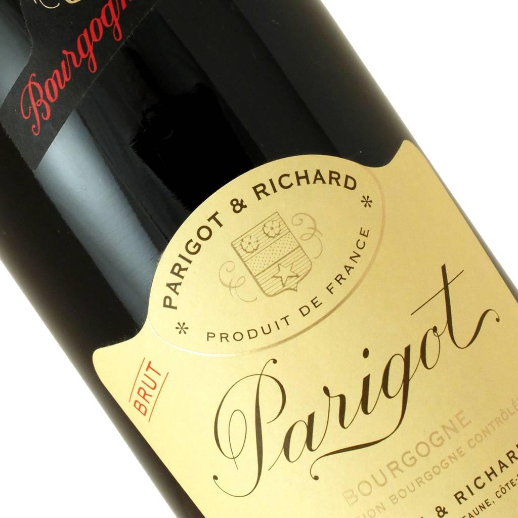 Parigot & Righard N.V. Parigot Bourgogne Rouge Brut, Burgundy, France