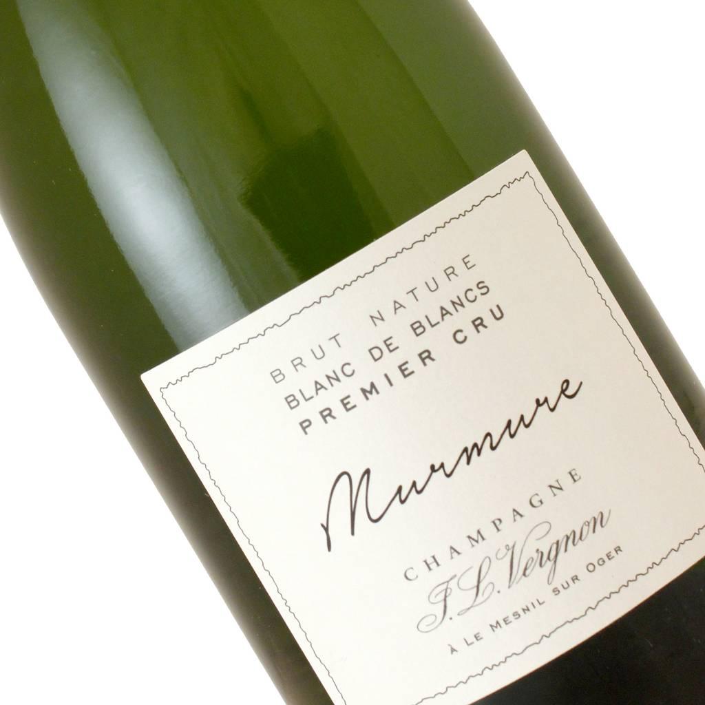 "J. L. Vergnon N.V. ""Murmure"" Champagne Brut Nature Blanc de Blancs Premier Cru"
