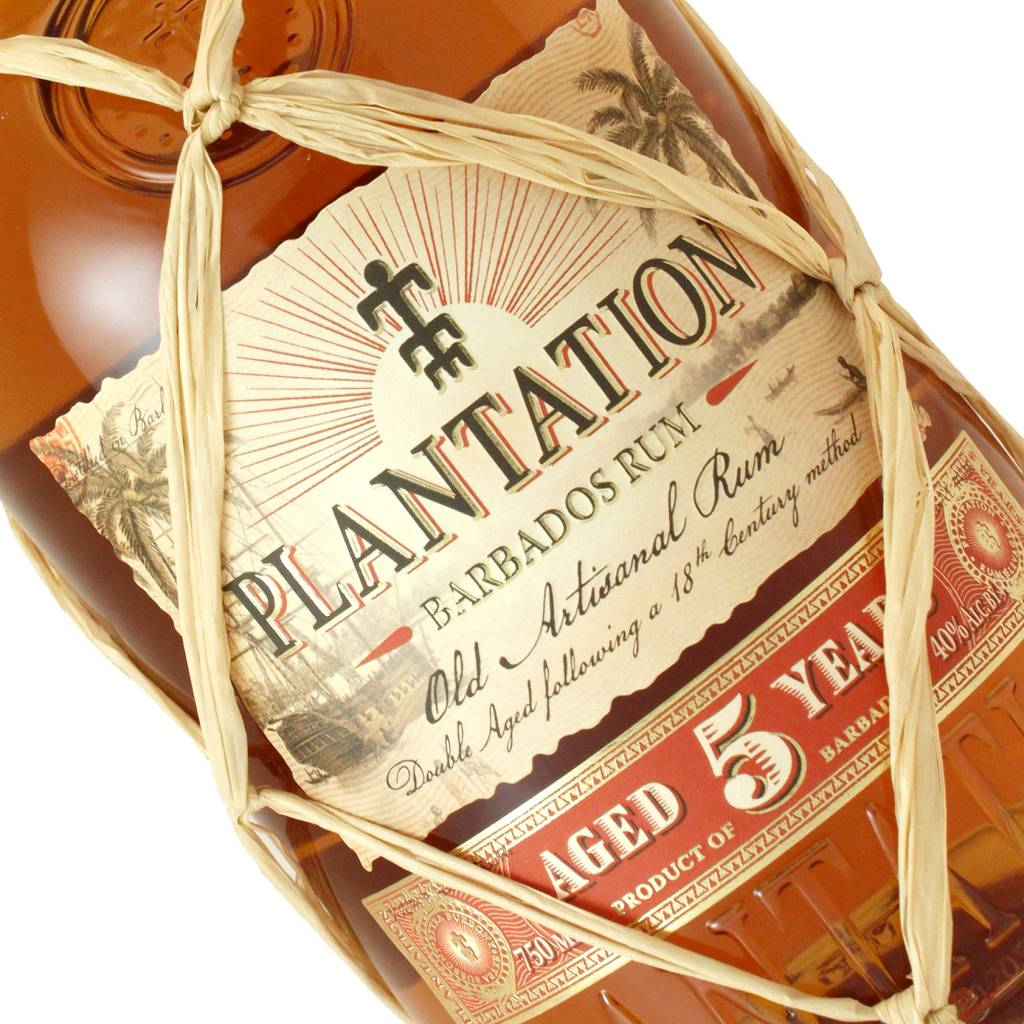Plantation Barbados Rum Aged 5 Years