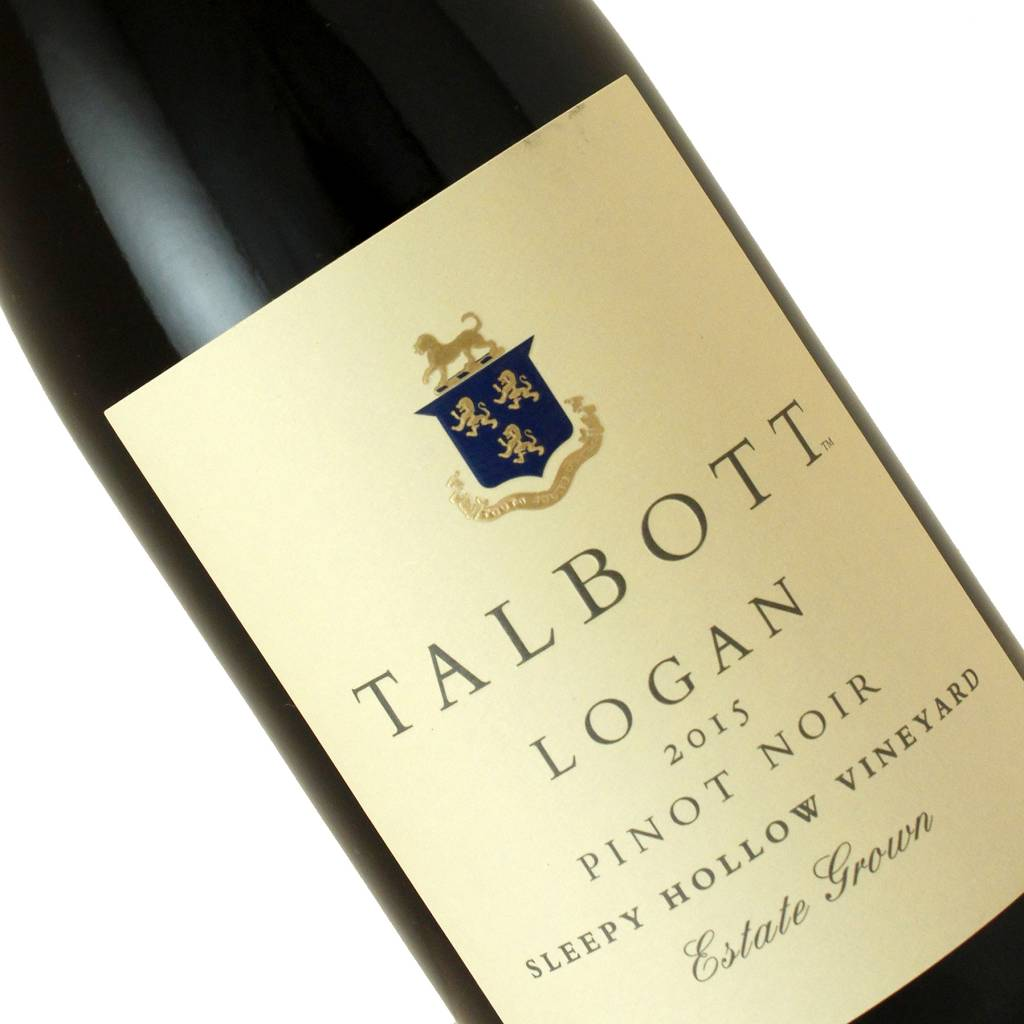 Talbott Logan 2015 Pinot Noir Santa Lucia