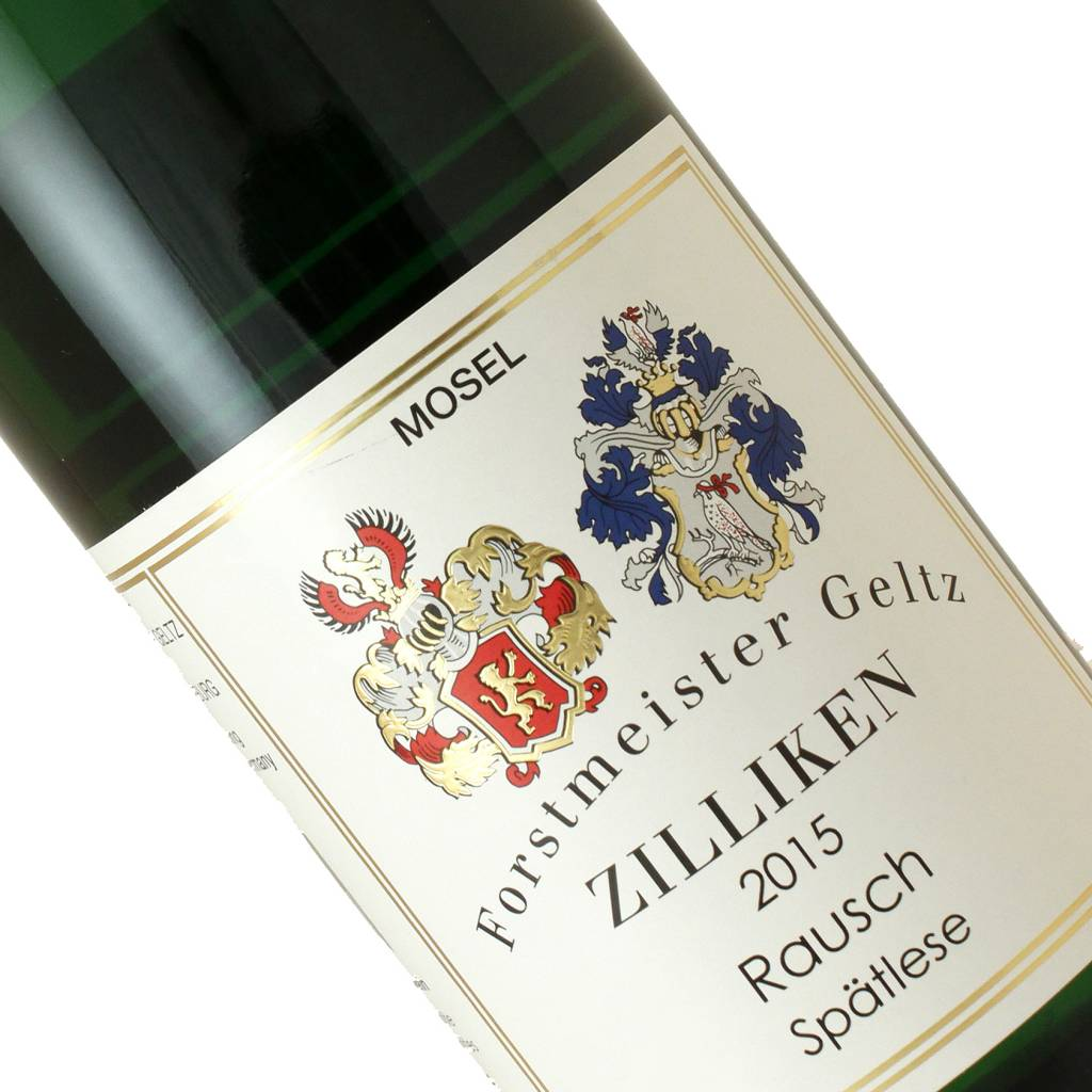 Zilliken 2015 Riesling Spatlese Saarburger Rausch, Mosel