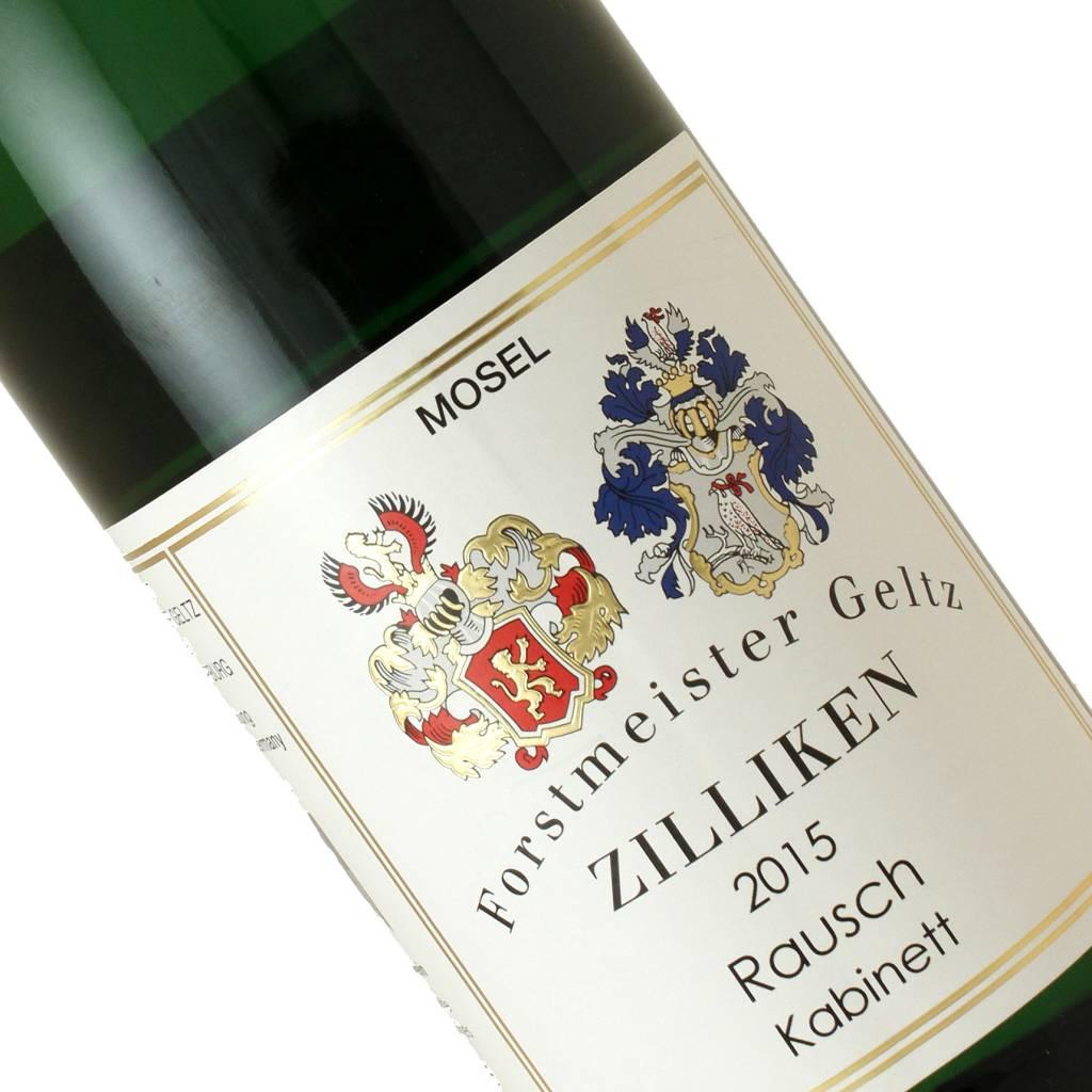 Zilliken 2015 Riesling Kabinett Saarburger Rausch, Mosel