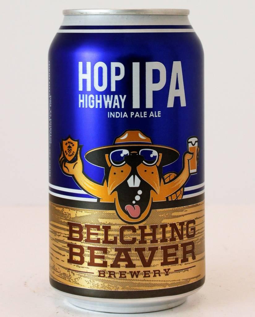 "Belching Beaver Brewery ""Hop Highway 78"" IPA, California - 12oz bottle"