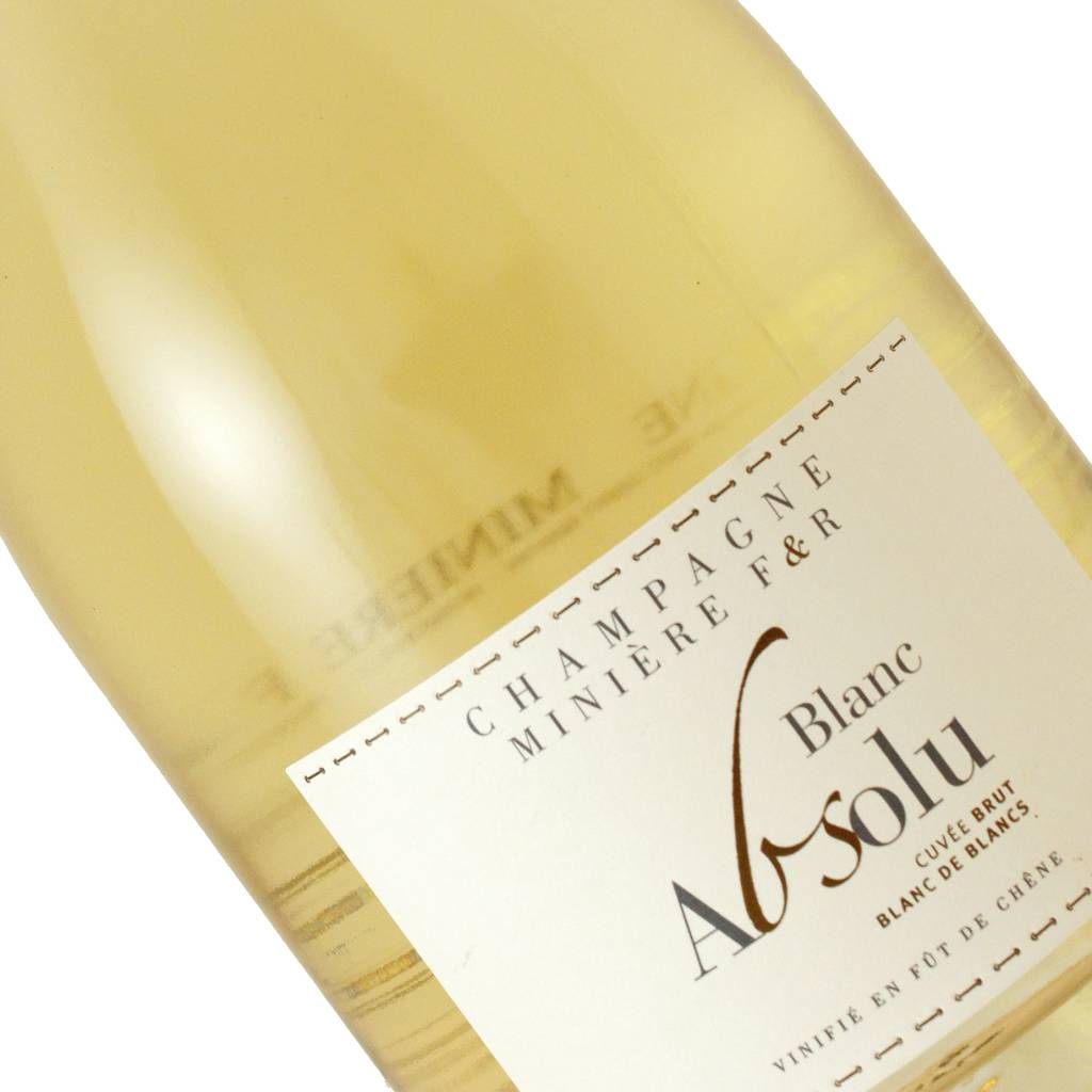 Miniere N.V. Absolu Blanc Blanc de Blancs Champagne