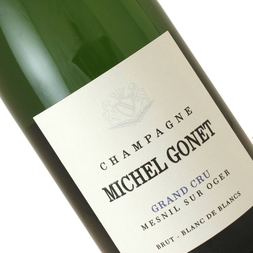 Michael Gonet 2011 Grand Cru Mesnil Sur Oger Blanc de Blancs Champagne