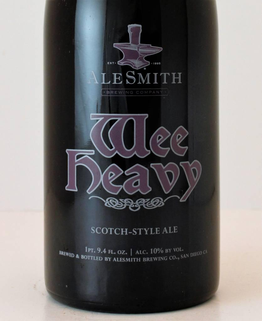 "AleSmith ""Wee Heavy"" Scotch-Style Ale"