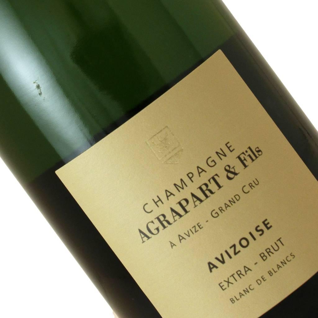 "Agrapart 2010 ""Avizoise"" Blanc De Blancs Champagne"
