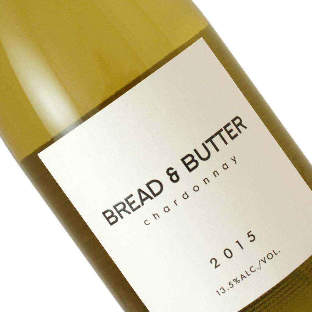 Bread & Butter 2015 Chardonnay, Napa