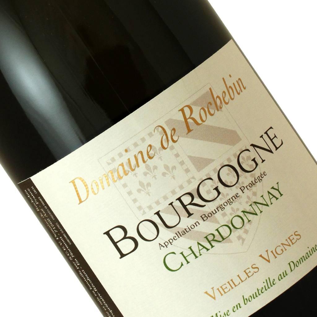 Domaine de Rochebin 2015 Chardonnay Bourgogne
