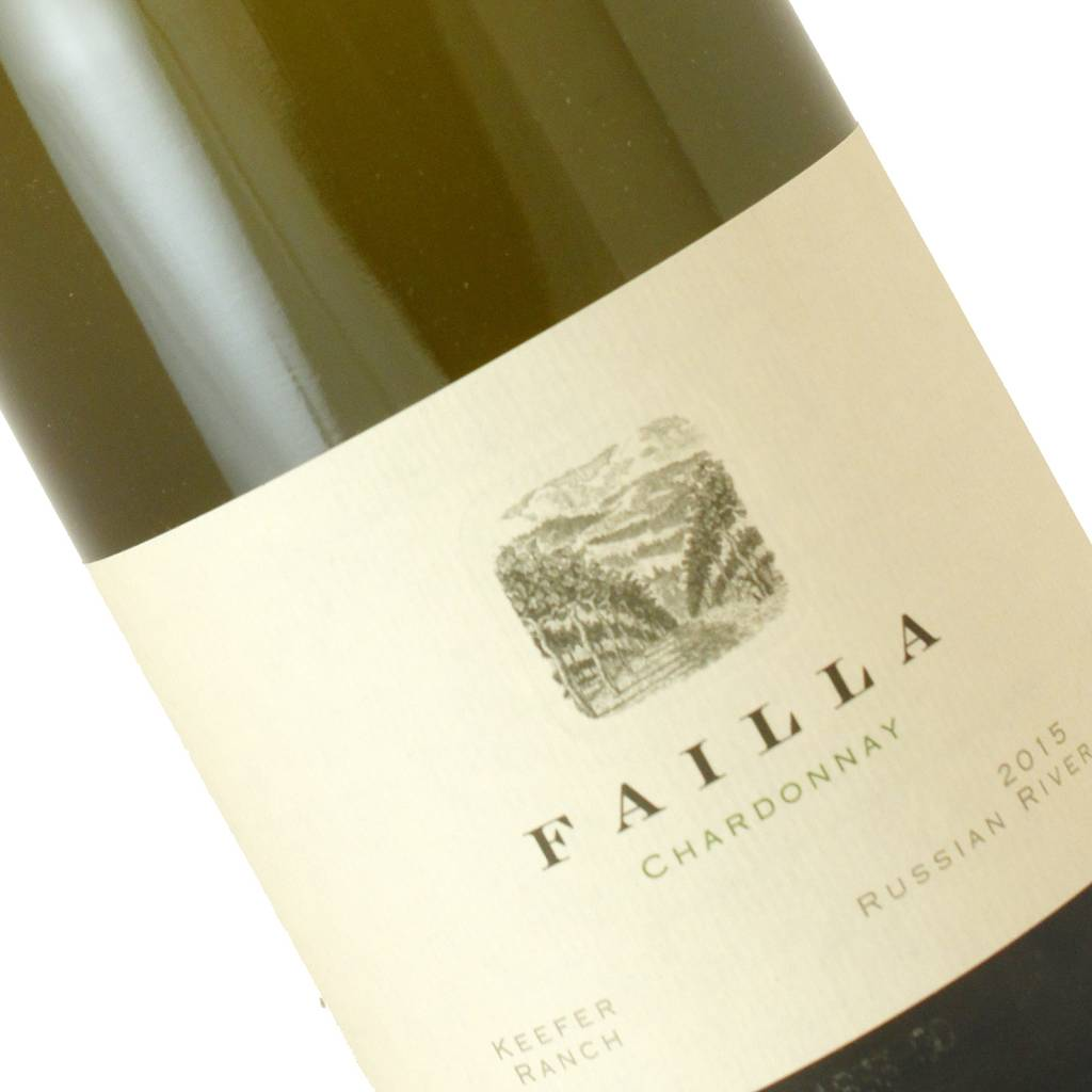 Failla 2015 Chardonnay Keefer Ranch Russian River Valley