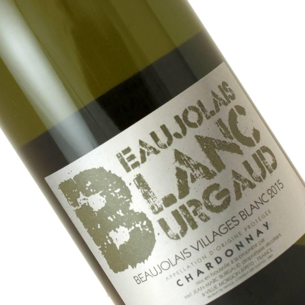 Burgaud 2015 Beaujolais Blanc Chardonnay
