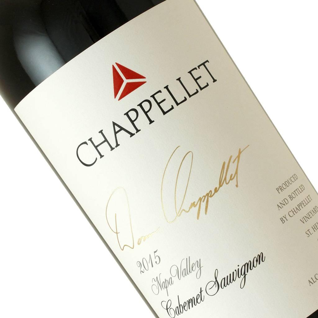 Chappellet 2015 Cabernet Sauvignon Napa Valley